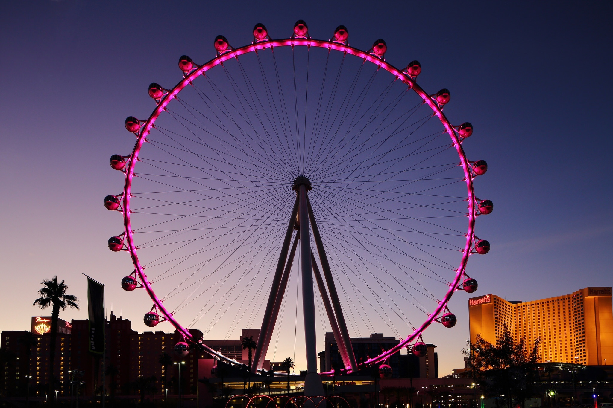 Las Vegas bezienswaardigheden en attracties