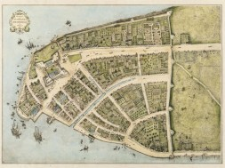 Nederlandse namen in New York. The Castello Plan: 1916 Redraft