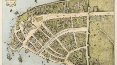 Nederlandse namen in New York. The Castello Plan: 1916 Redraft