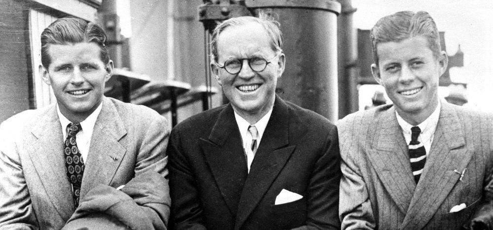 De Kennedy's, deel één:  Joe Kennedy
