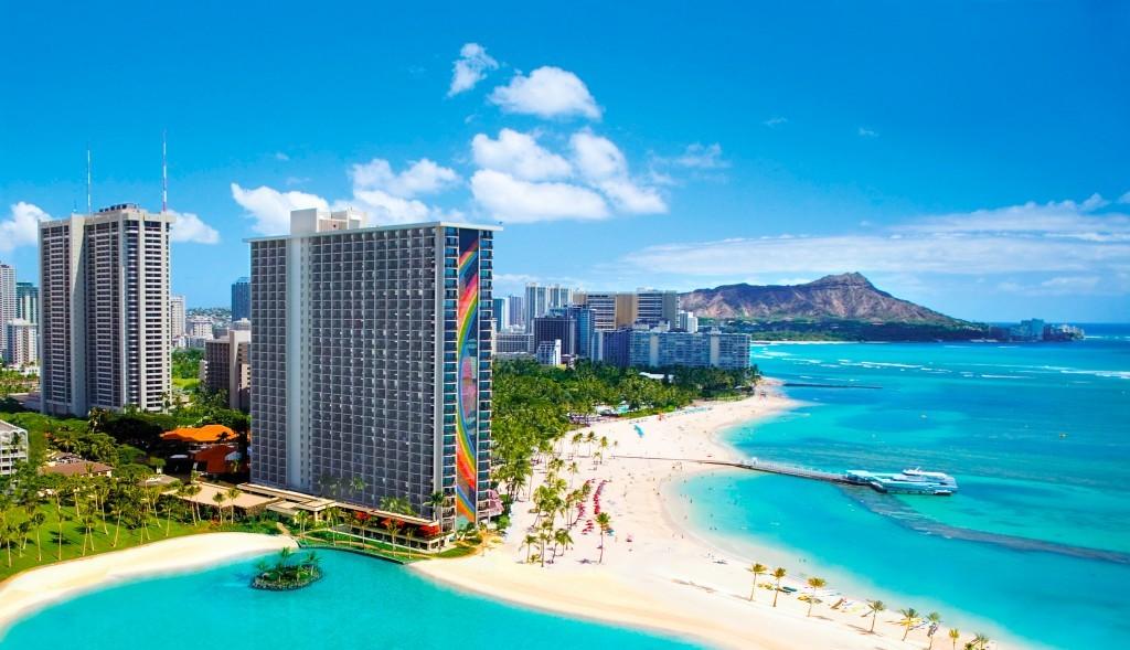 Hawaii Waikiki hotel