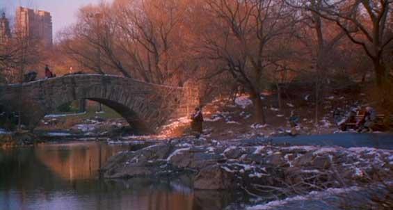 Home Alone New York filmlocaties Gapstow Brigde