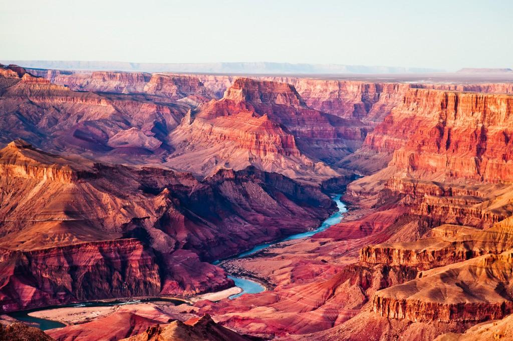 Bezienswaardigheden Amerika Grand Canyon