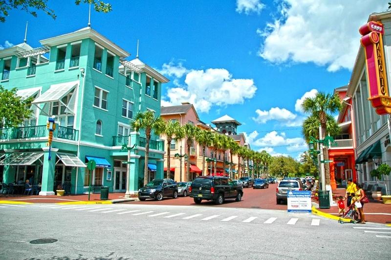 Rondreis Florida Celebration