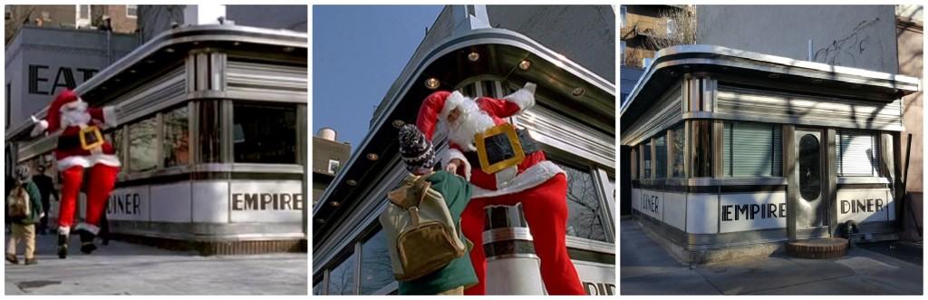 Home Alone New York filmlocaties Empire Diner