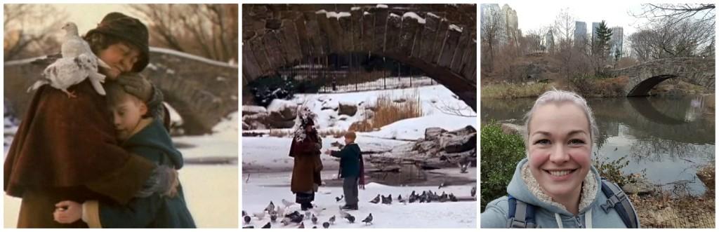 Home Alone New York filmlocaties Gapstow Bridge