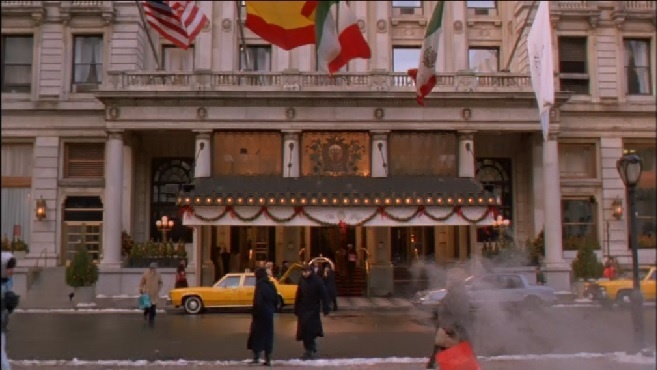 Home Alone New York filmlocaties Plaza 2