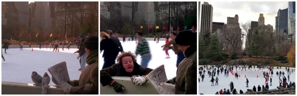 Home Alone New York filmlocaties Wollman Rink