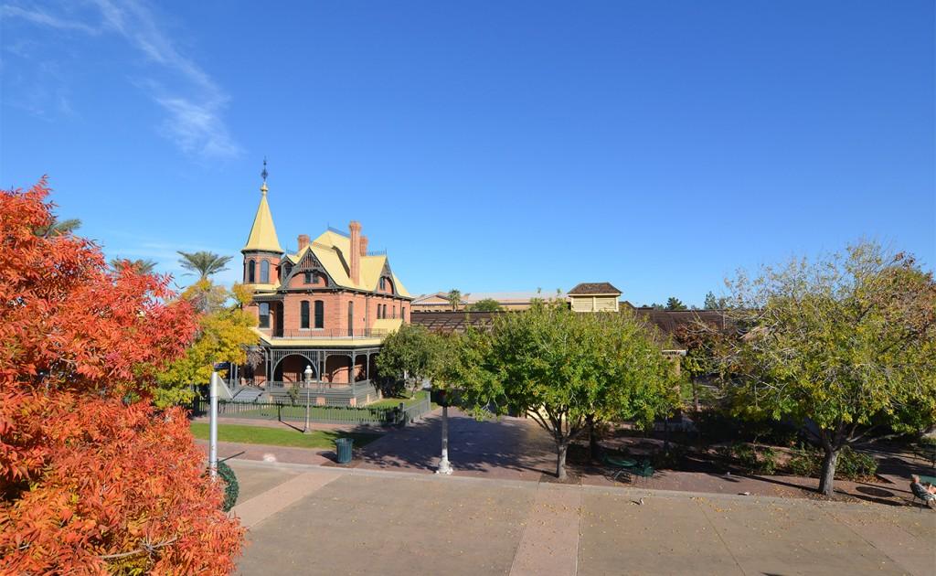 Phoenix Heritage Square
