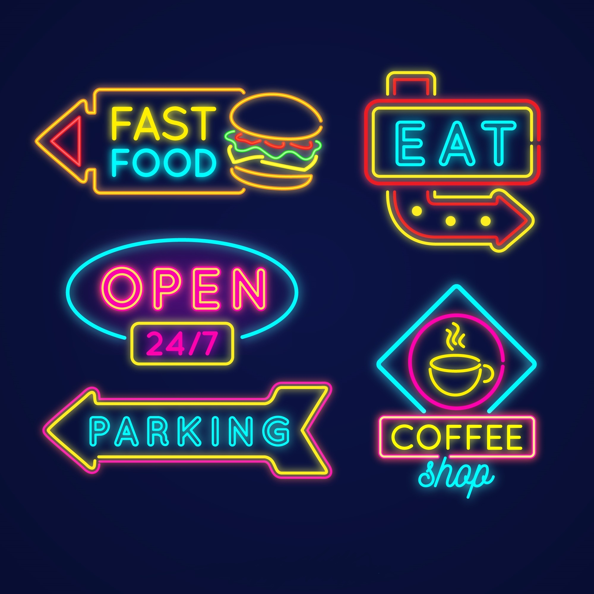 Fastfood in Amerika: ken jij al deze ketens?