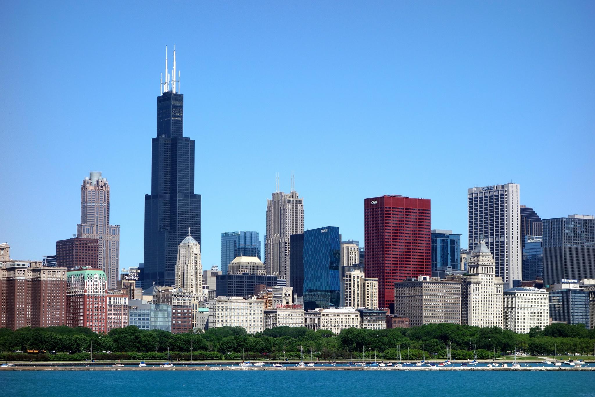 Hoe besteed je één dag in Chicago?
