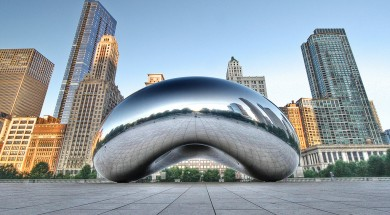 Cloud Gate in Chicago/Foto en copyright: Jackman Chiu