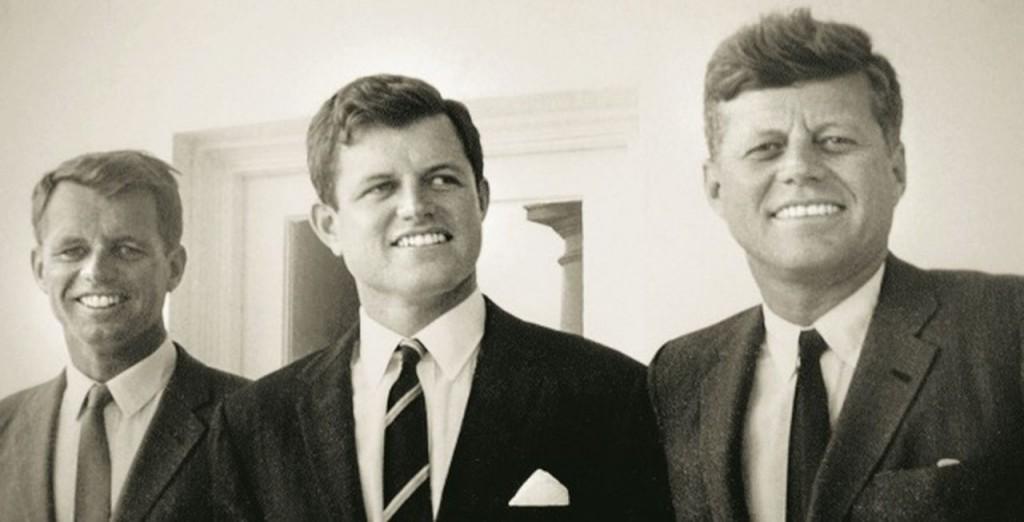 Bobby Kennedy en broers