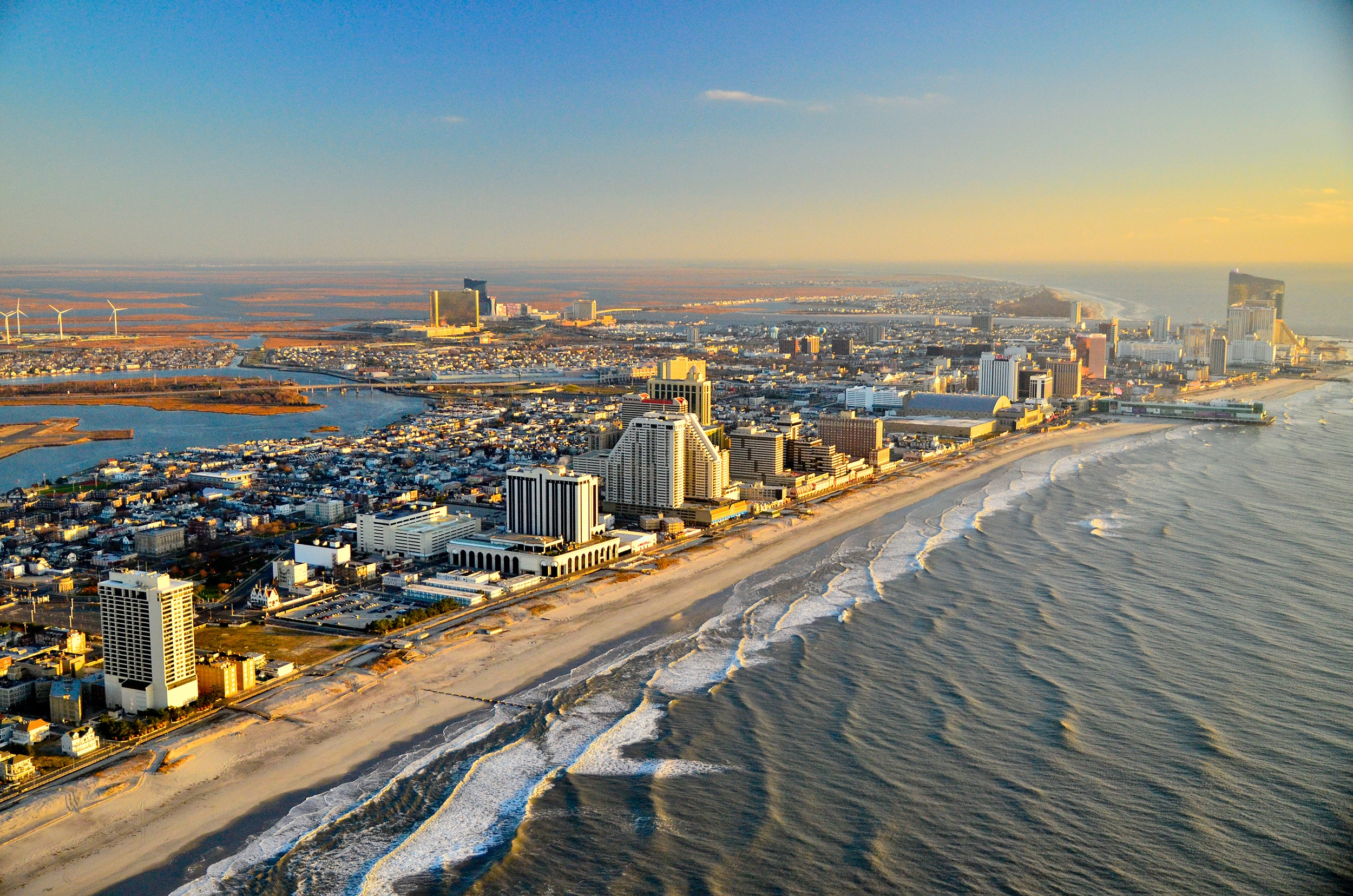 New Jersey Atlantic City
