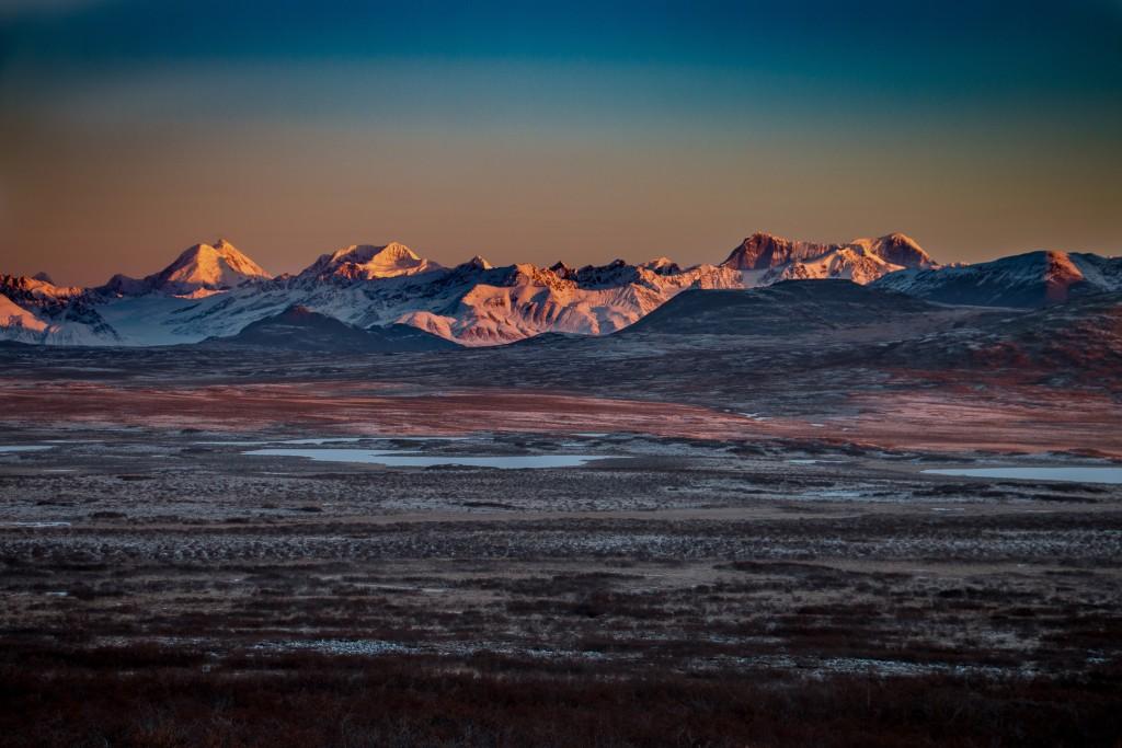 MacLaren summit Alaska