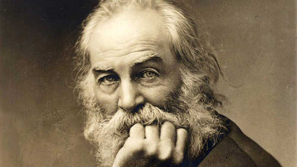 Walt Whitman, de dichter van Amerika
