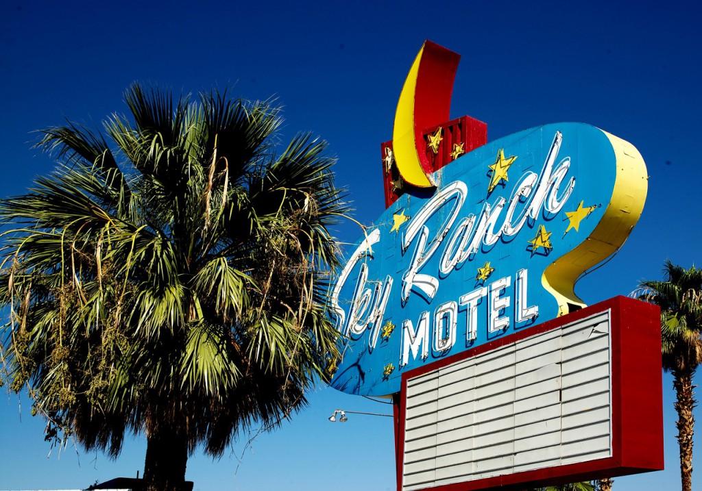 Vakantie Amerika motels