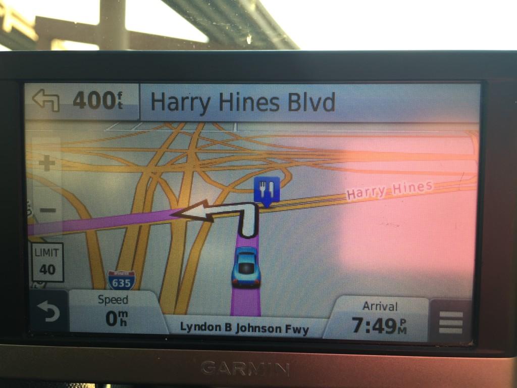 navigatiesysteem amerika