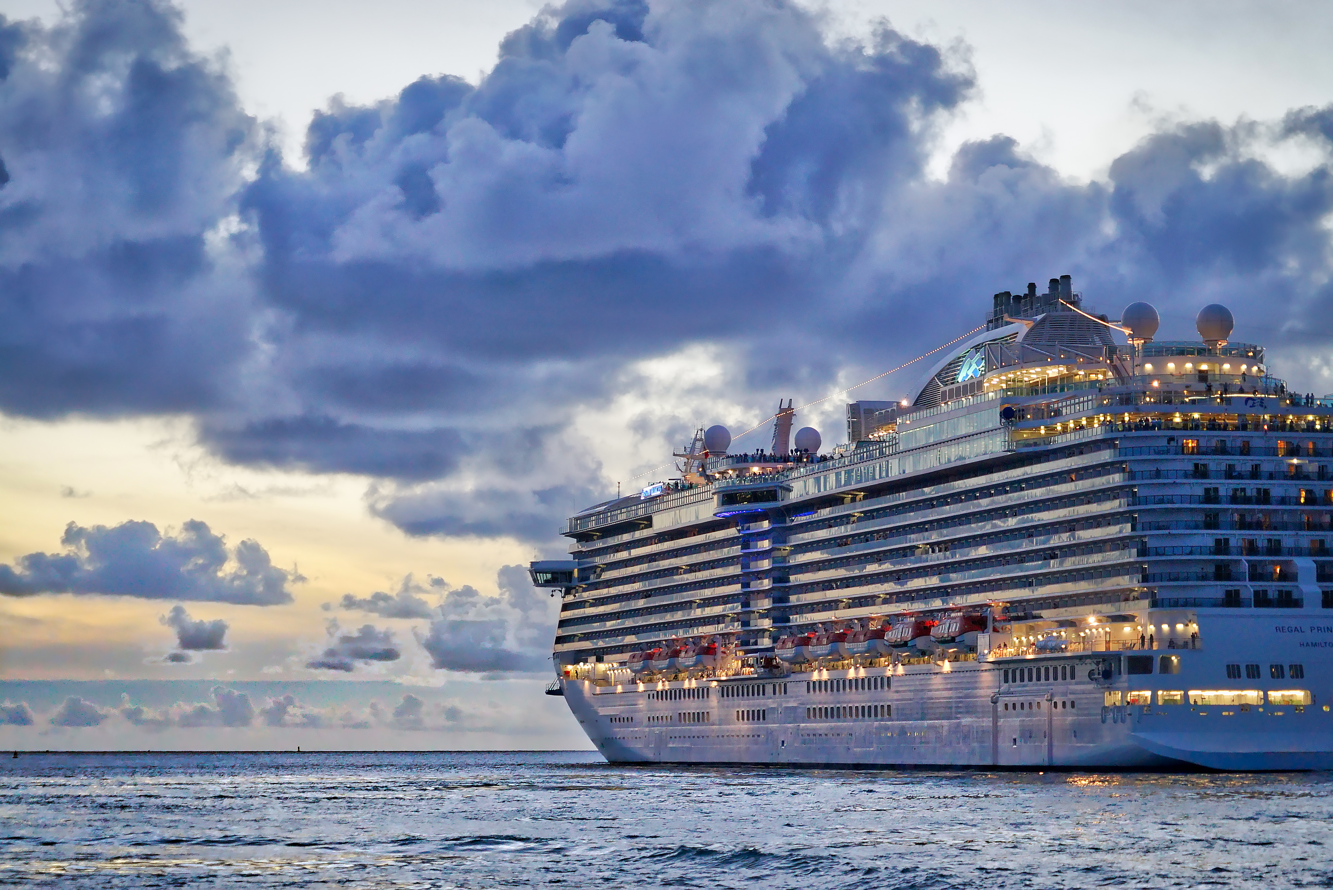 Extra kosten cruise vanuit Amerika