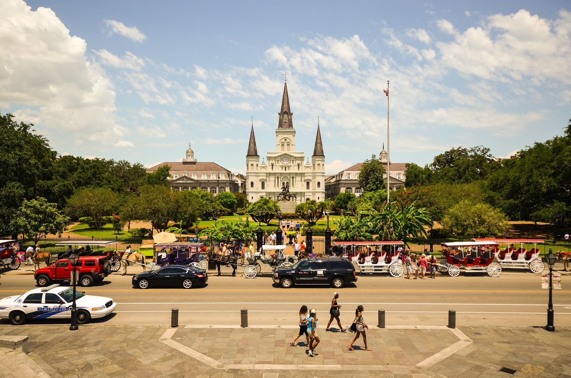 New Orleans bezienswaardigheden