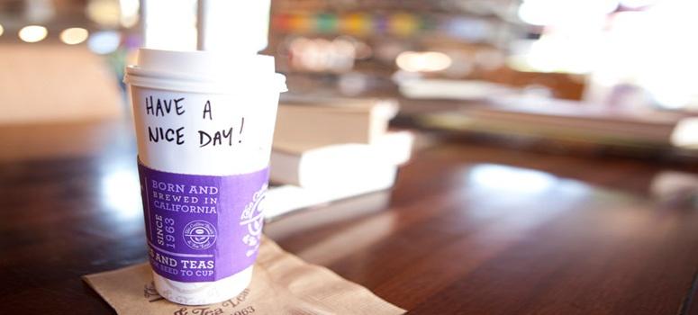 ontbijten in L.A.: the coffee bean