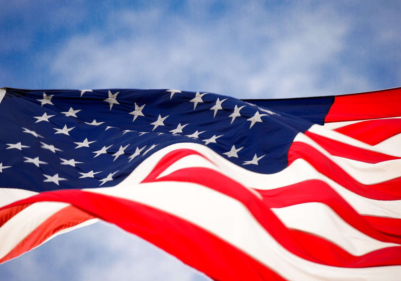 Amerikaanse vlag: geschiedenis en symboliek