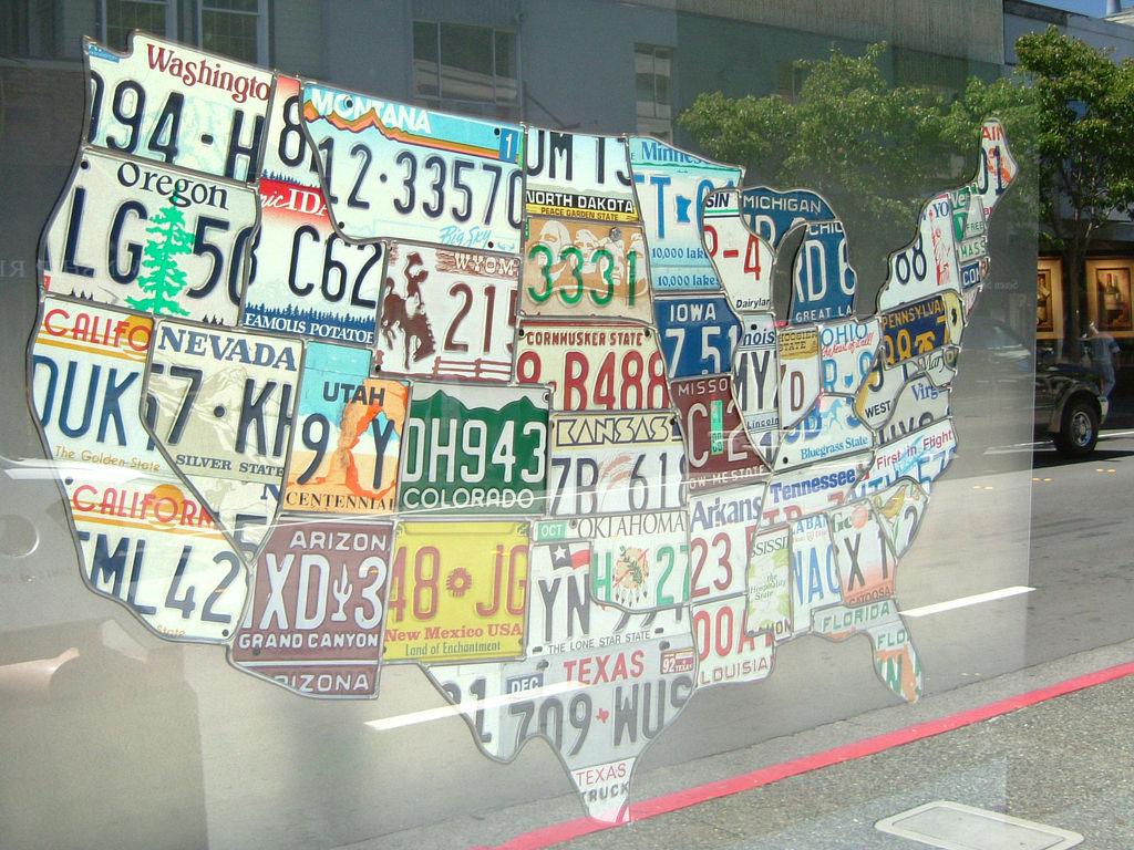 Dit zijn de 50 staten van Amerika