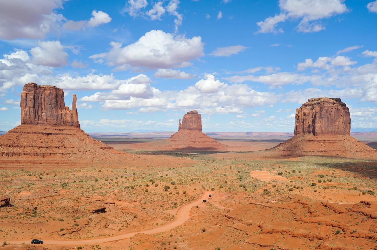 Rondreis Amerika: je roadtrip zelf samenstellen