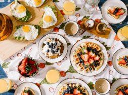 ontbijten in los angeles