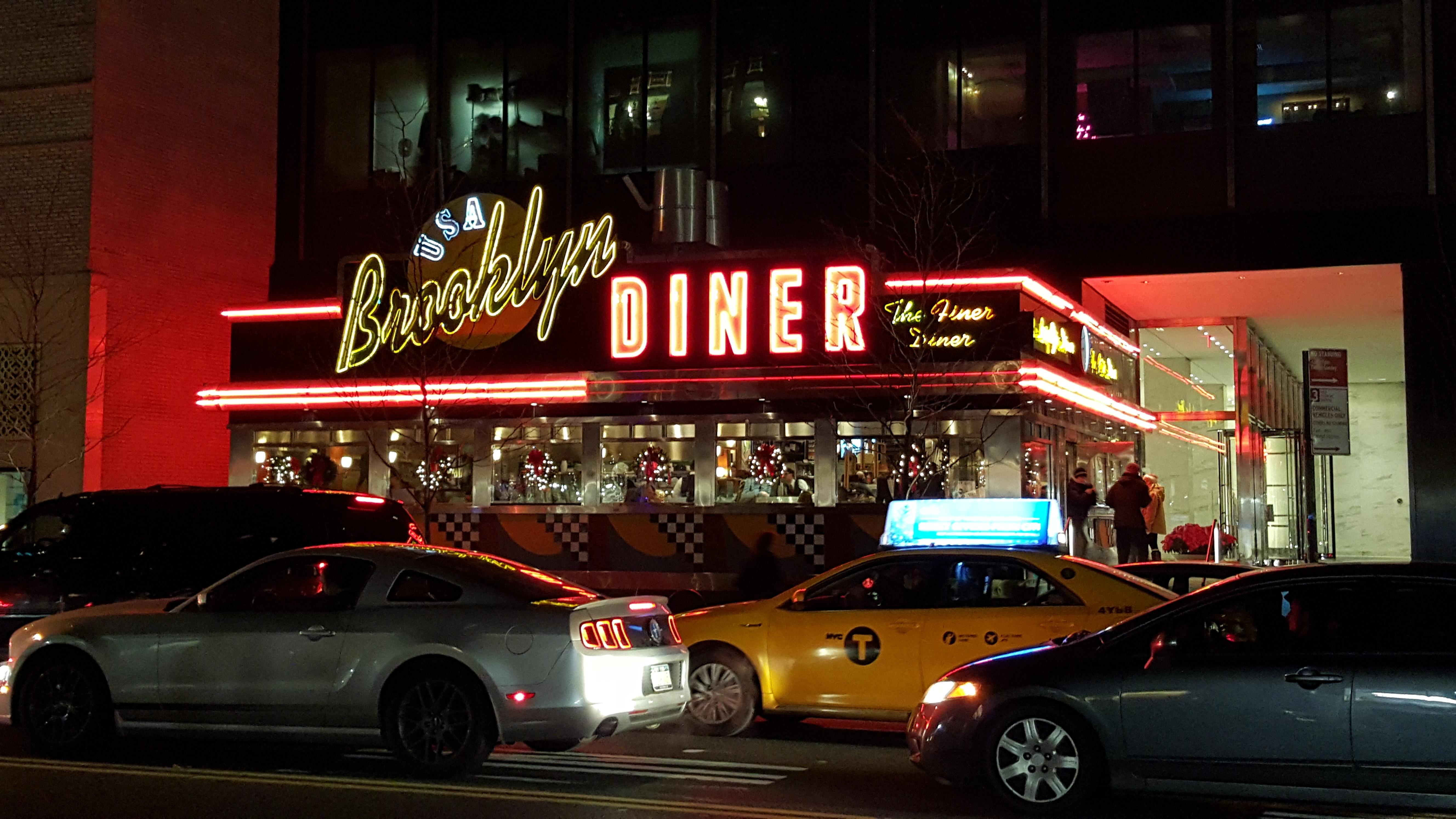 Eten in New York: ontbijt, lunch en diner