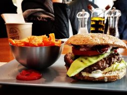 eten in new york burger