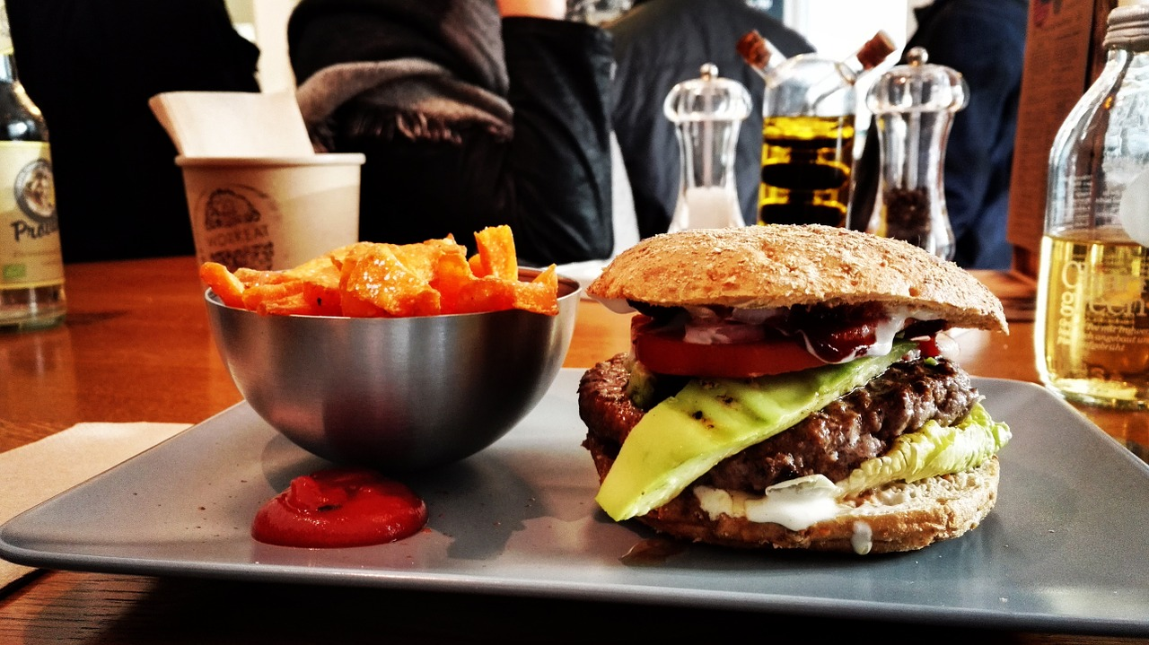 Fastfoodketens uit Amerika in Nederland