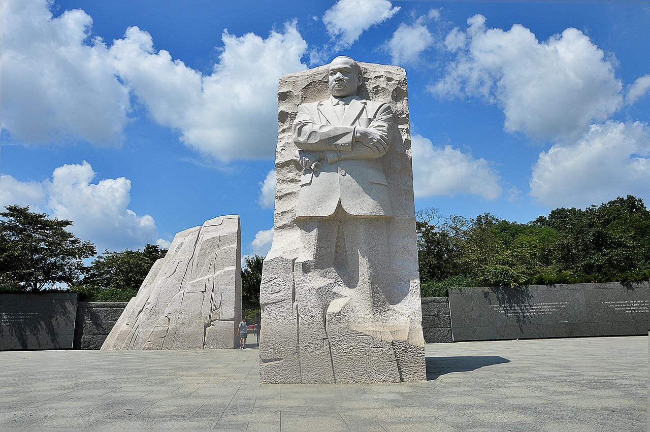 Martin Luther King – een droom die werkelijkheid werd
