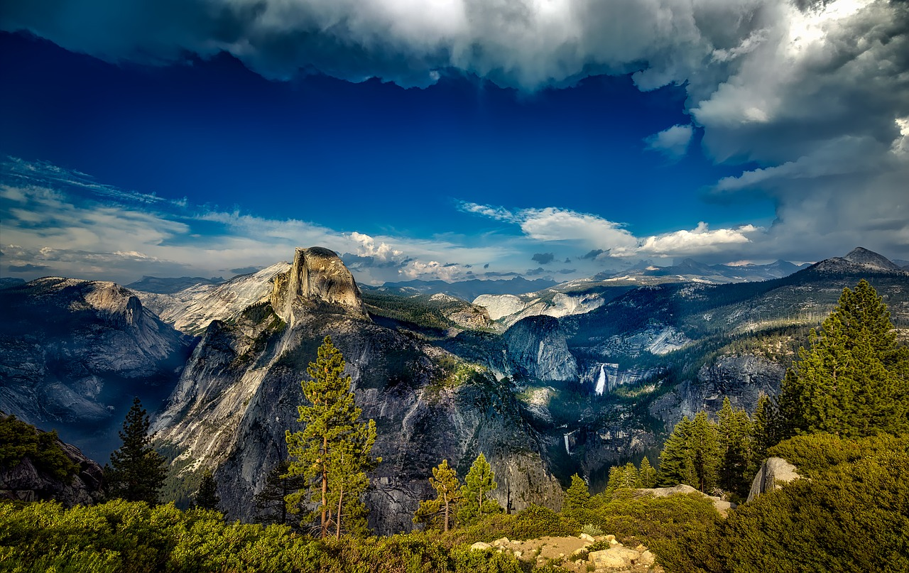 yosemite NP californie