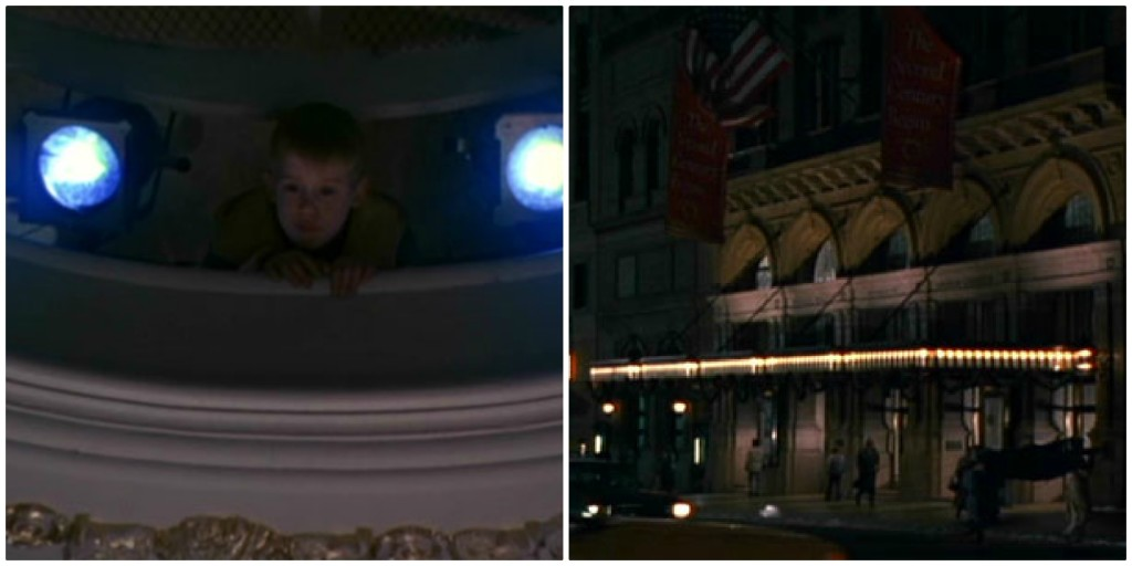 Home Alone New York filmlocaties Carnegie Hall