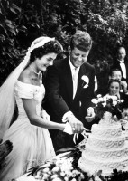 Jack Kennedy wedding