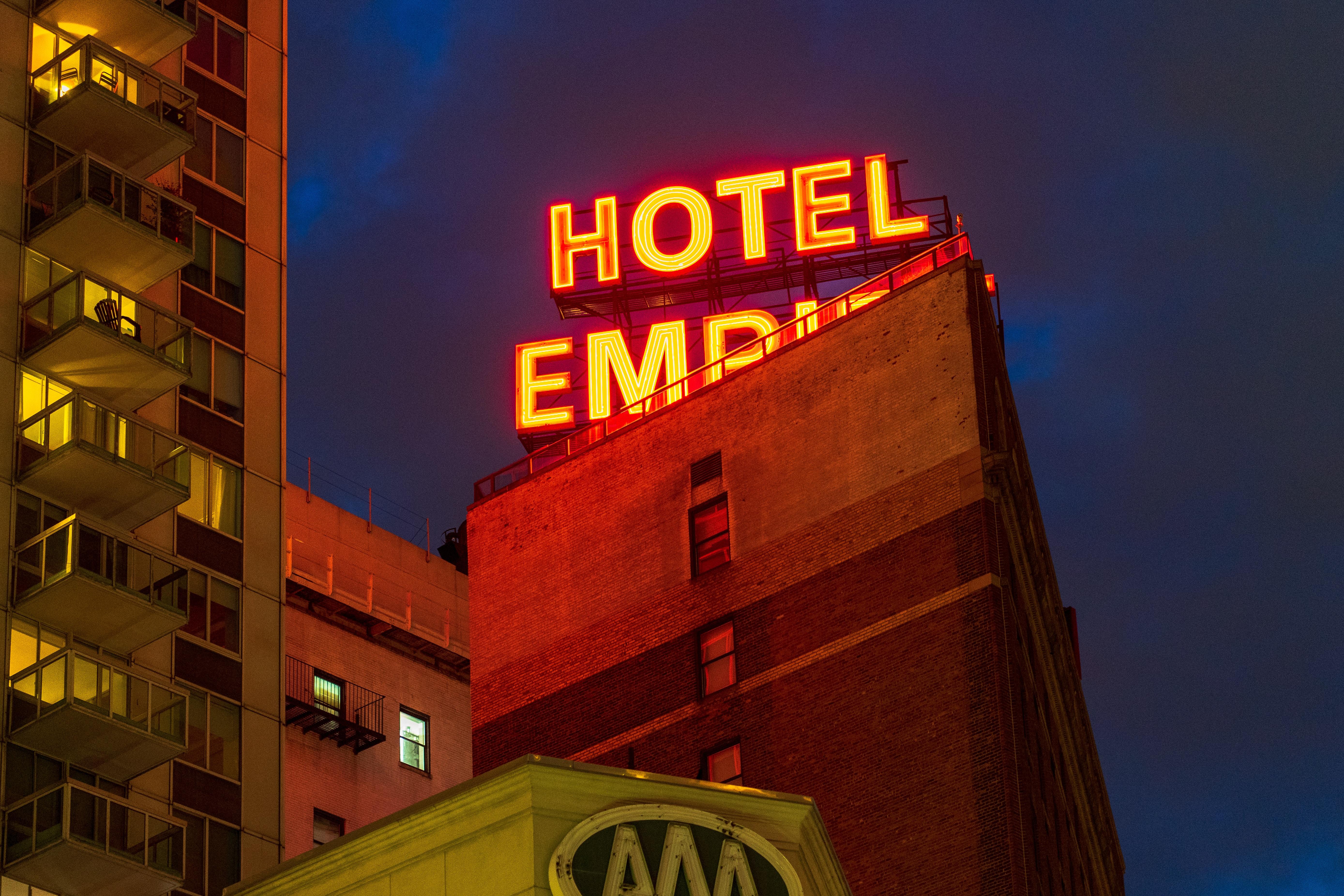 Hotels en motels in Amerika: wat kun je verwachten?