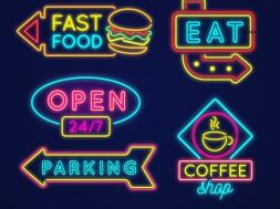 fastfood amerika
