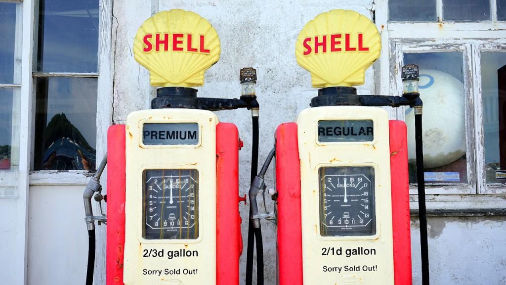 benzineprijs amerika
