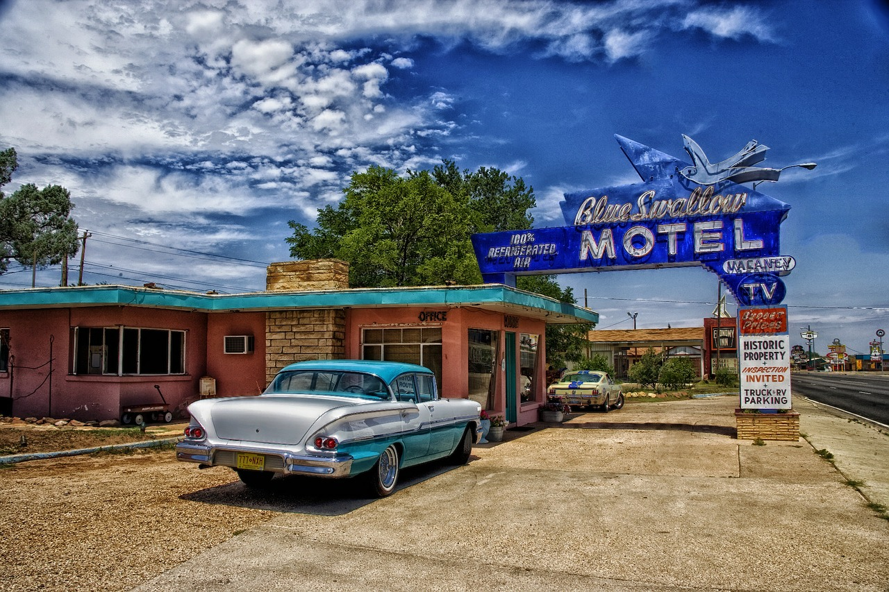 Hotels en motels in Amerika