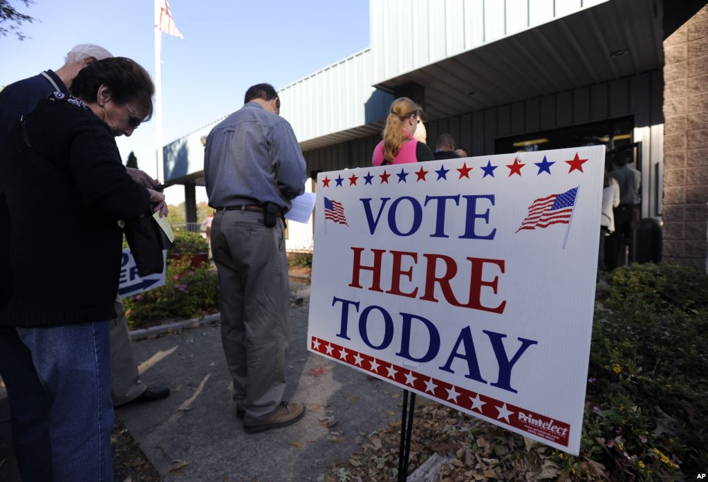 Amerikaanse presidentsverkiezingen: het stemproces