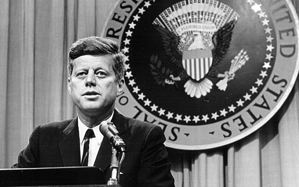 De Kennedy's, deel drie: John F. Kennedy