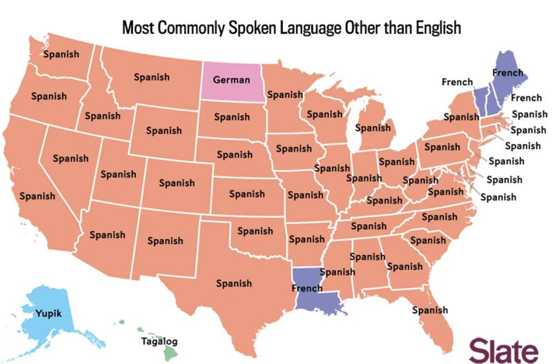 Talen in Amerika