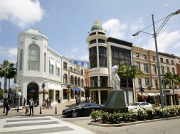 shoppen in los angeles rodeo drive