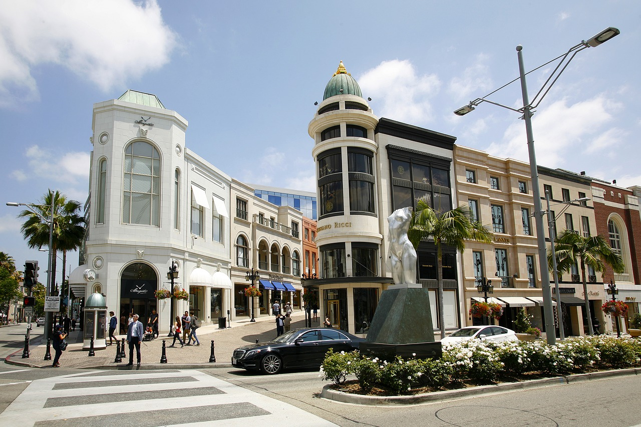 Shoppen in Los Angeles: de vijf leukste plekken