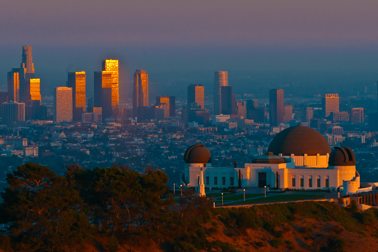 los angeles bezienswaardigheden griffith observatory
