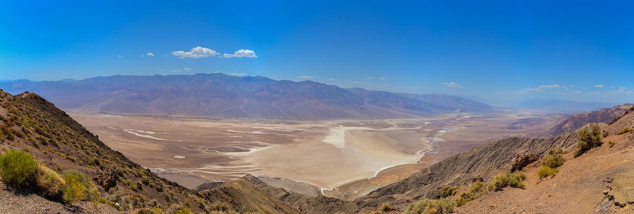 Death Valley National Park: de bezienswaardigheden