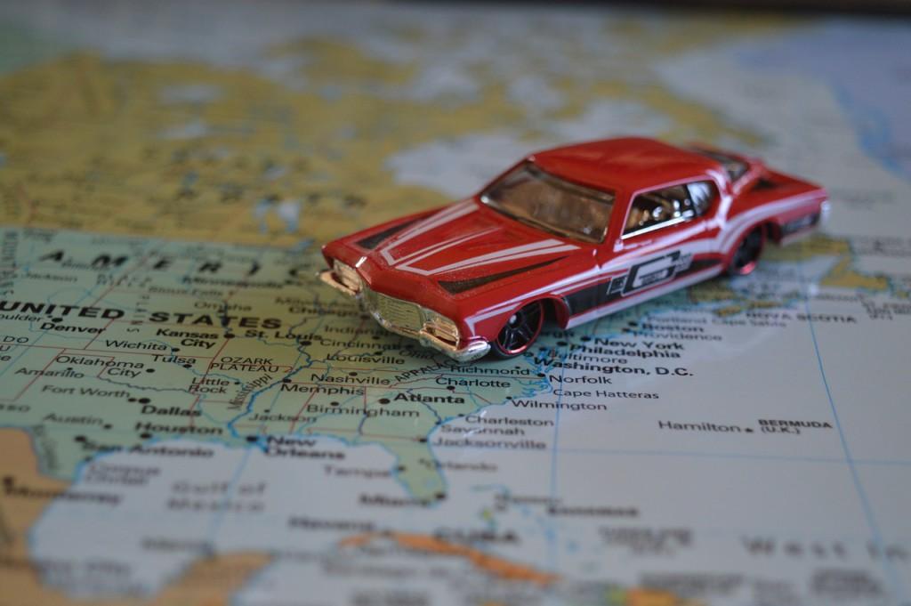 Auto huren amerika onder 21