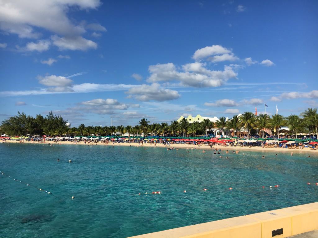 Tropische bestemmingen met Carnival. Foto en copyright: Noelle van Trikt/Hurray-USA