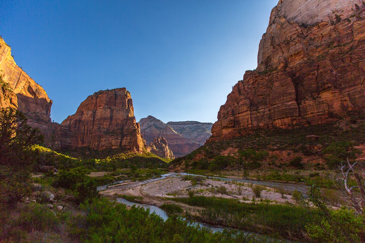 Roadtrip Las Vegas, Zion en Grand Canyon